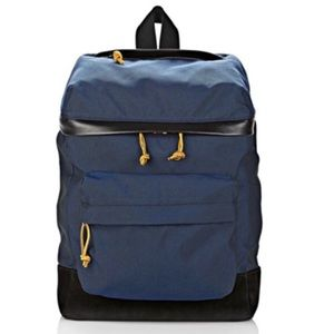 Alexander Wang Men's wallie backpack canvas